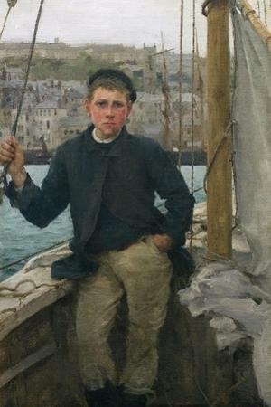 Our Jack, 1886 by Henry Scott Tuke