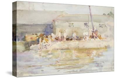 Quay Scamps, 1896