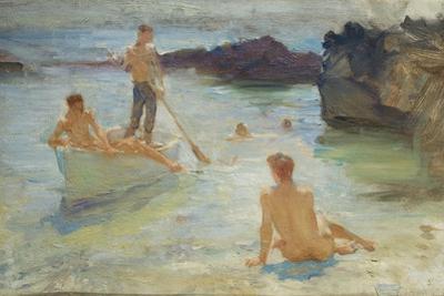 Study for Morning Splendour, c.1921