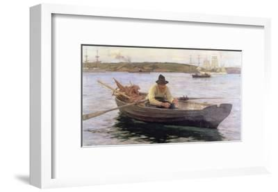 The Fisherman, 1889