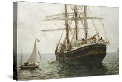 The Missionary Boat, 1894