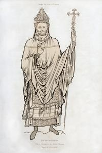 An Archbishop, Late 12th Century by Henry Shaw