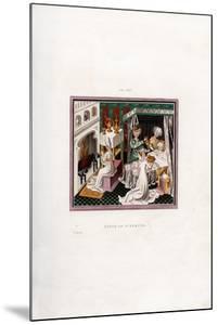 Birth of St Edmund, 1433 by Henry Shaw