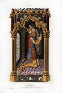 Edward III, C1355 by Henry Shaw