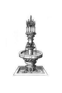 Fountain, 1470-1483 by Henry Shaw