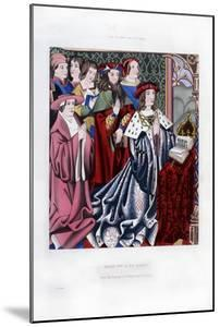Henry VI and His Court, Mid-15th Century by Henry Shaw