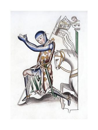 Knight, Late 12th Century
