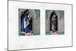 Old Age and Poverty, C1480 by Henry Shaw
