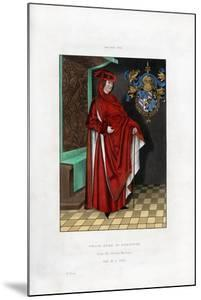 Philip, Duke of Burgundy, C1460 by Henry Shaw