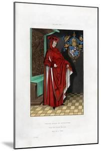 Philip, Duke of Burgundy, C1460 by Henry Shaw