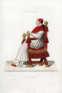 Pope Sixtus IV, 1471-1484 by Henry Shaw