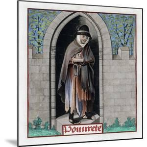 Poverty, C1480 by Henry Shaw