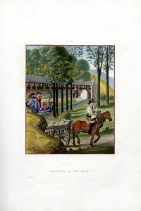 Shooting at the Butt, 1496 by Henry Shaw