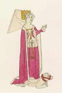 The Lady Anne, Wife of Richard III, 1483-85 by Henry Shaw