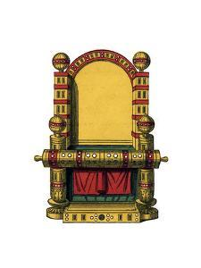 Throne of State, 9th Century by Henry Shaw