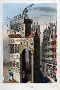 Troy Town, 1498-1515 by Henry Shaw