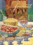 Gourmet Cover - September 1944-Henry Stahlhut-Premium Giclee Print