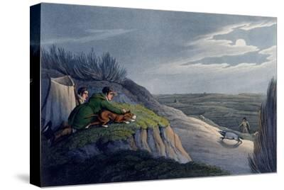 Badger Catching, 1820