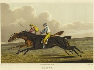 Racing by Henry Thomas Alken
