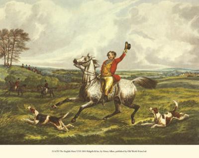 The English Hunt VI