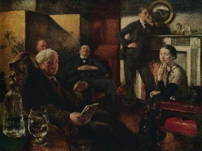 'Saturday Night in the Vale', 1928-9
