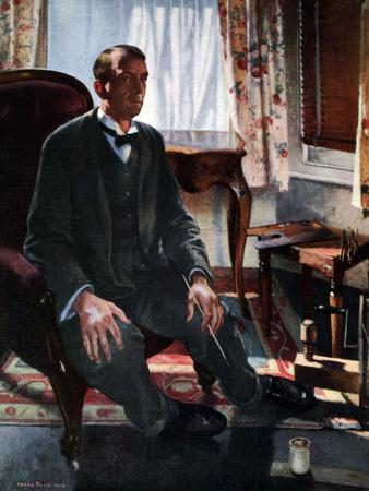 Self Portrait, 1909