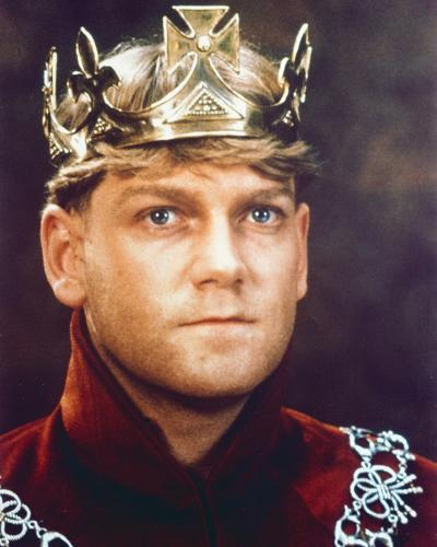 Henry V, Kenneth Branagh, 1989--Photo