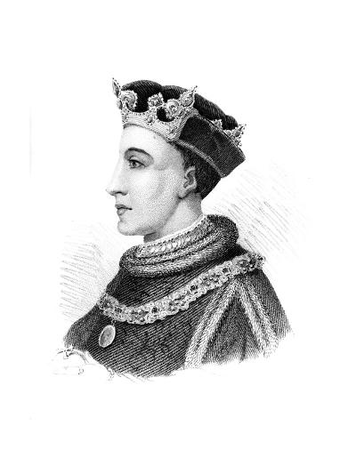 Henry V, King of England--Giclee Print
