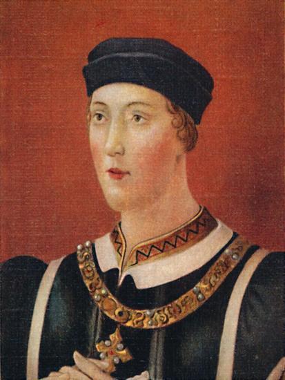 'Henry VI', 1935-Unknown-Giclee Print