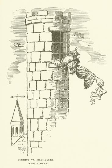 Henry VI, Impressel, the Tower--Giclee Print