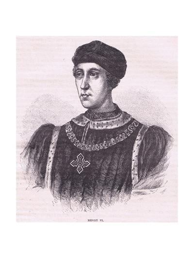 Henry VI--Giclee Print