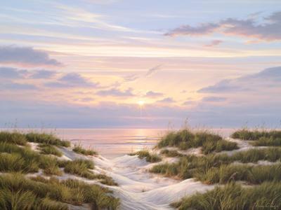 Pathway to the Sea by Henry Von Genk