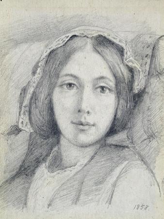 Mary Ellen Meredith, 1858