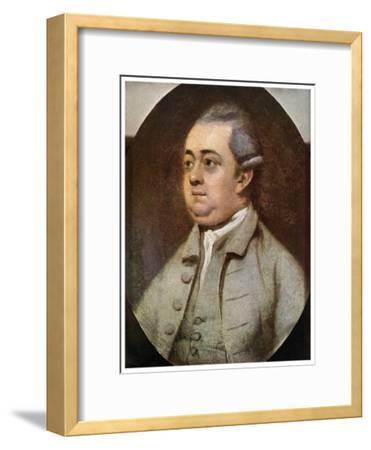Edward Gibbon, British Historian, 1773