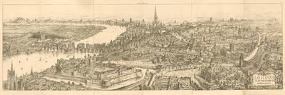 A View of London in the Time of King Henry Viii