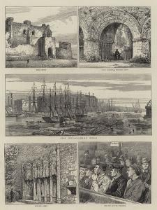 Sketches in Barrow-In-Furness by Henry William Brewer