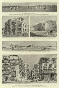 Views in Jeddah, the Scene of the Recent Outbreak by Henry William Brewer