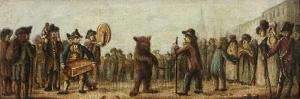 The Dancing Bear by Henry William Bunbury