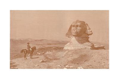 'Bonaparte Before the Sphinx', 1886, (1896)