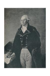 'Marshal François-Christophe Kellermann, Duke of Valmy', c1810, (1896) by Henry Wolf