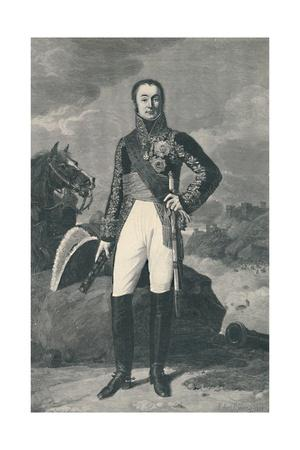 'Marshal Nicolas-Charles Oudinot, Duke of Reggio', 1811, (1896)