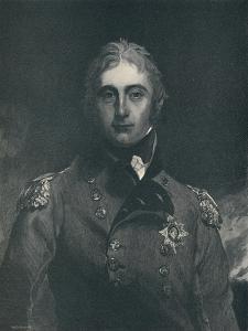'Sir John Moore', c1800, (1896) by Henry Wolf