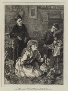 An Odd Couple, Vera and Her Dolls by Henry Woods