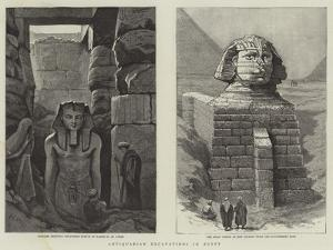 Antiquarian Excavations in Egypt by Henry Woods