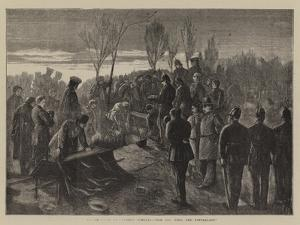 Before Paris, an Officer's Funeral, For God, King, and Fatherland by Henry Woods