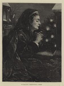 Natalie's Christmas Tree by Henry Woods