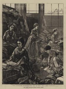 The National Society for Aid to the Sick and Wounded by Henry Woods