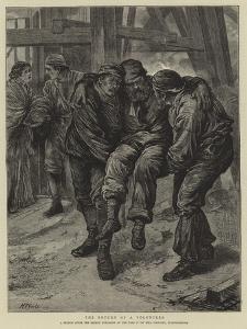 The Return of a Volunteer by Henry Woods