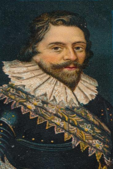 Henry Wriothesley, 3rd Earl of Southampton (1573-1624), c1618  (1912)  Giclee Print by Daniel Mytens | Art com