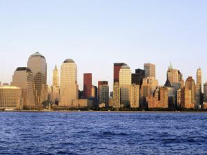 NYC Skyline Without World Trade Center by Henryk T. Kaiser